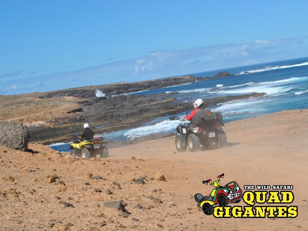 Quad Bike Safarid Tenerifel