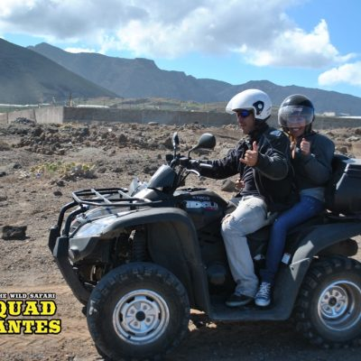 Tenerife Quad Bike Safari Vulocano (1) - Сафари на квадроциклах