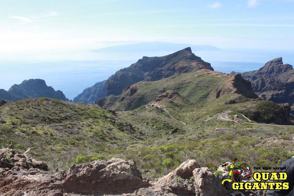 Safari Quad Safari de Tenerife: Masca + Floresta