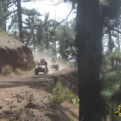 Tenerife Quad Safari Gigantes (1) - Teneriffa Quad-Safari Gigantes 80% Off Road