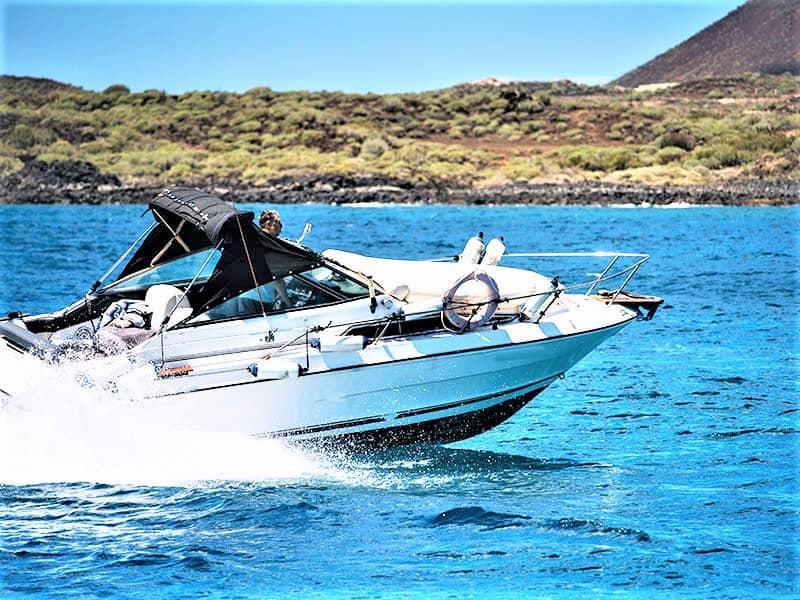 Alquiler de barcos en el Puerto de Las Galletas en Tenerife