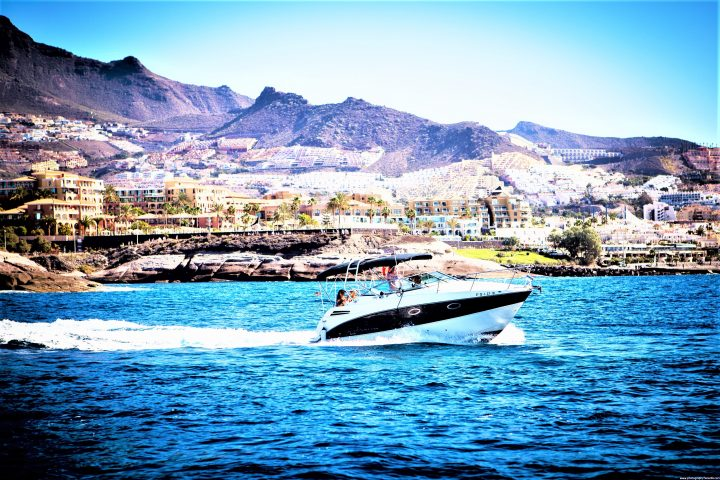 Tenerife Motor Boat Charter with Amani - 467
