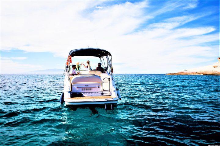 Teneriffa Motorboot-charter für Gruppen bis zu 6 personen - 468