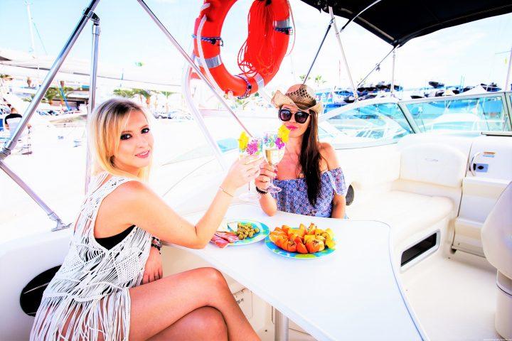 Teneriffa Motorboot-charter für Gruppen bis zu 6 personen - 469