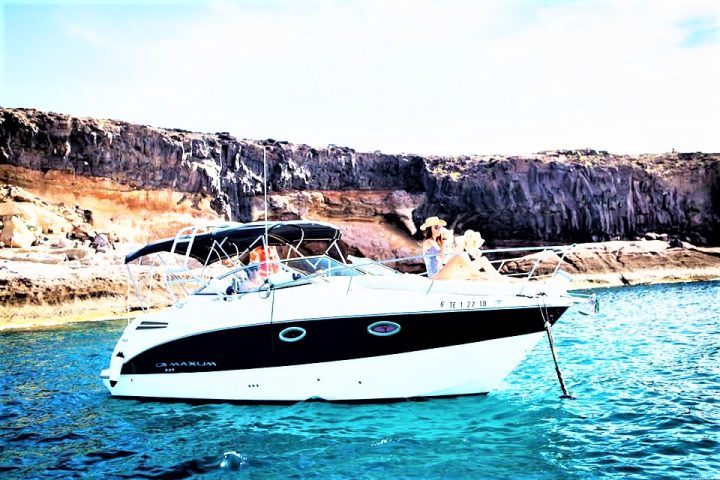 Tenerife Motor Boat Charter with Amani - 461