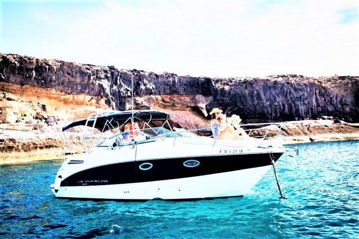 Teneriffa Motorboot-charter für Gruppen bis zu 6 personen - 461
