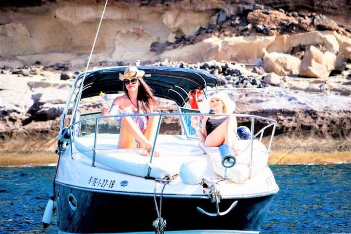 Teneriffa Motorboot-charter für Gruppen bis zu 6 personen - 463