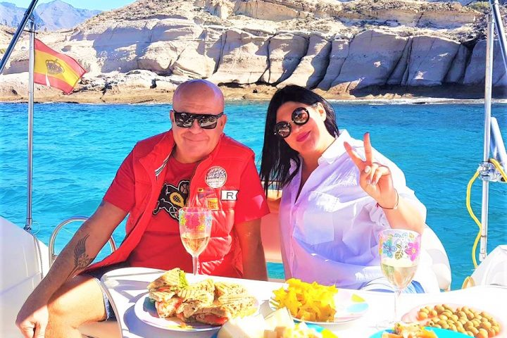 Tenerife Motor Boat Charter with Amani - 464