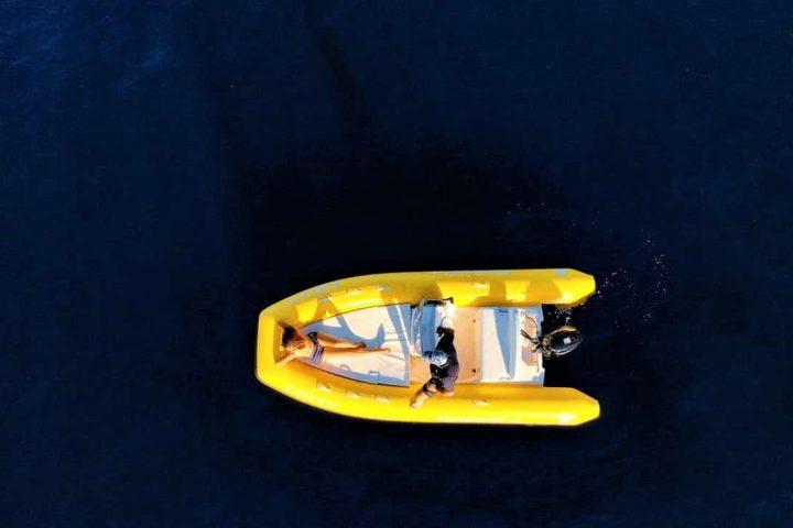 Barco semirrígido en Tenerife Sur Puerto Colon (No requiere licencia) - 4174