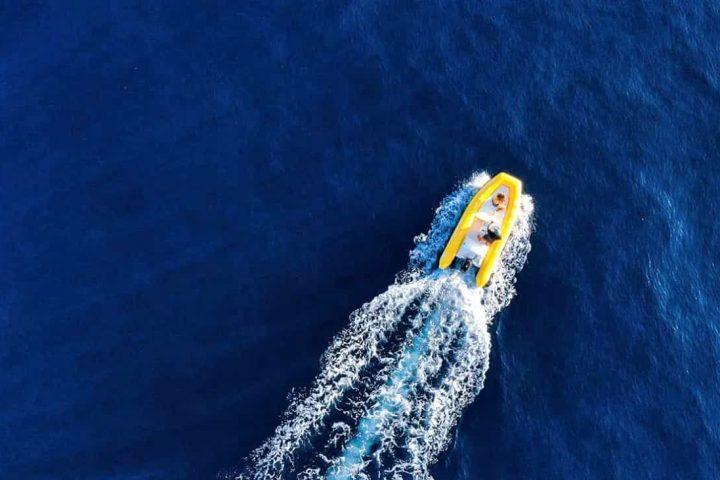 Barco semirrígido en Tenerife Sur Puerto Colon (No requiere licencia) - 4176