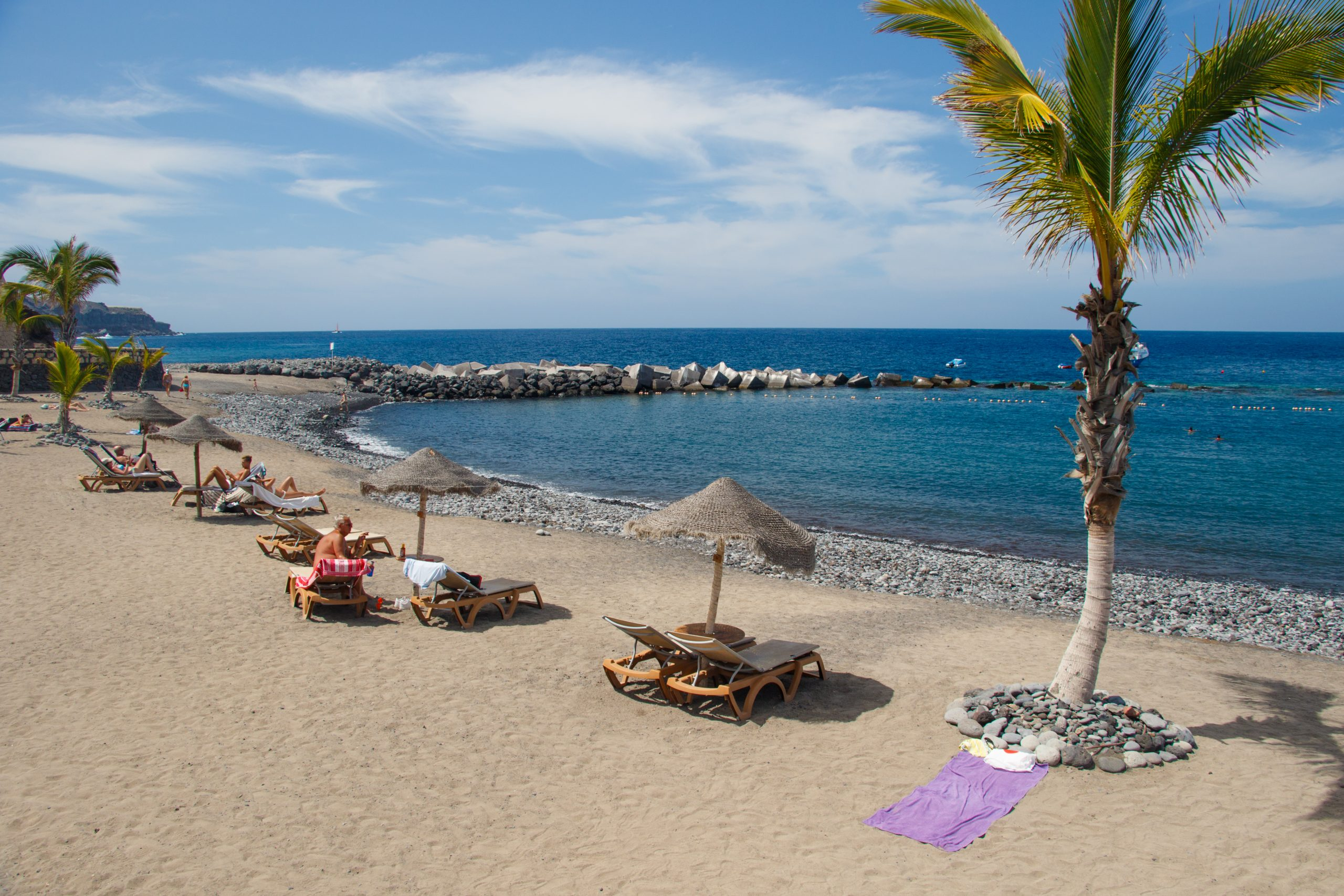 Quiet Holiday Resorts in Tenerife