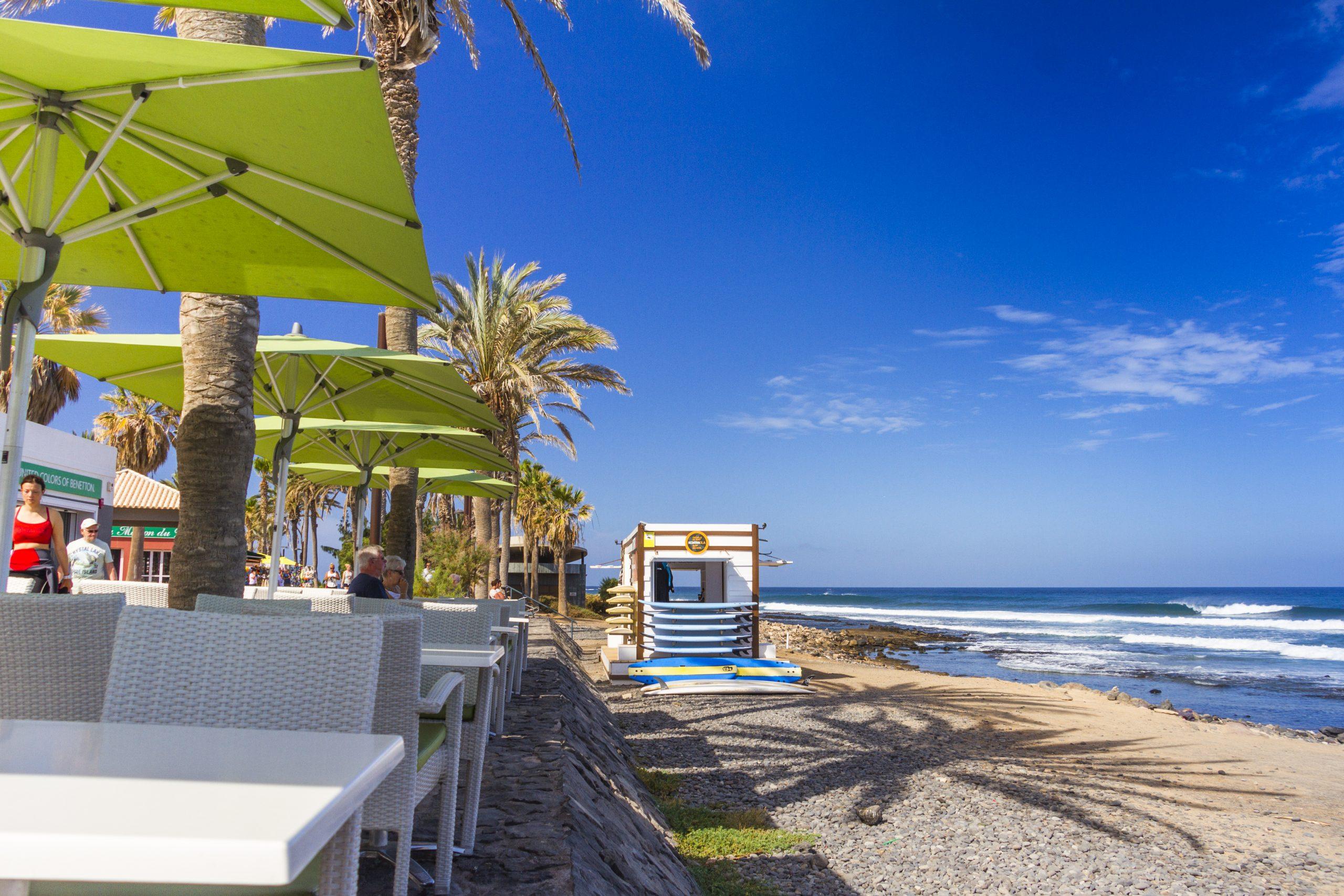 Teendők Playa de las Americas városában