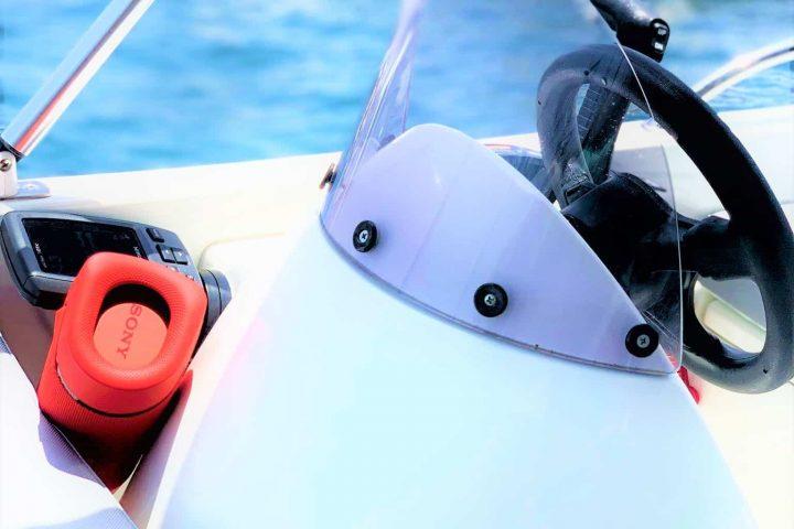 Pronájem lodí bez nutnosti licence v Puerto Colon, až pro 6 osob - 6809