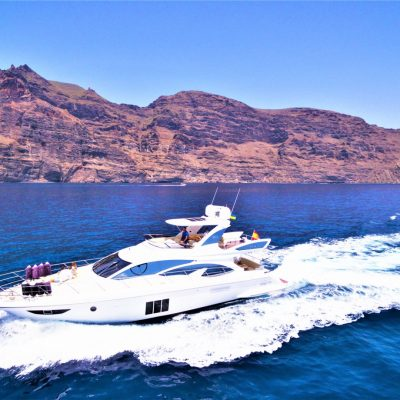 Tenerife Boat Charter Private boat Trip - Superb Luxury Yacht Charter in Tenerife with Azimut 60