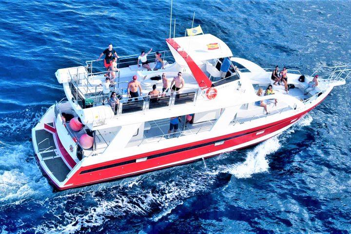 Privati valčių nuoma su kapitonu Los Cristianos Tenerifė - 7453