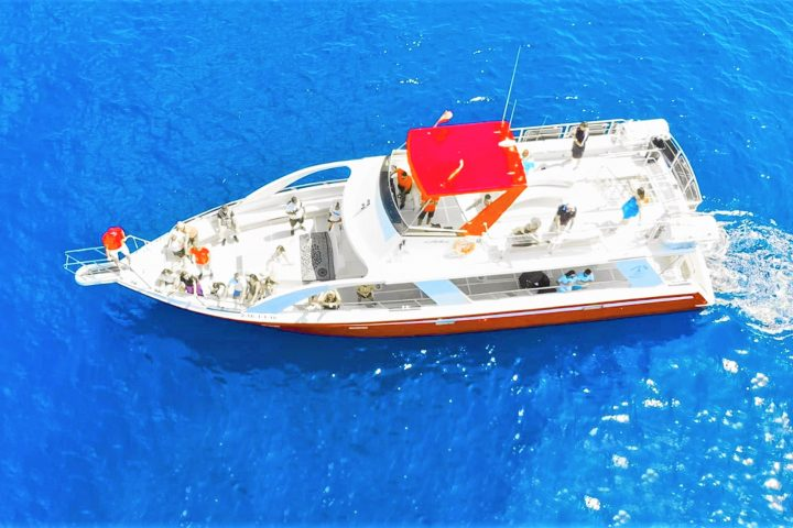 Privati valčių nuoma su kapitonu Los Cristianos Tenerifė - 7455