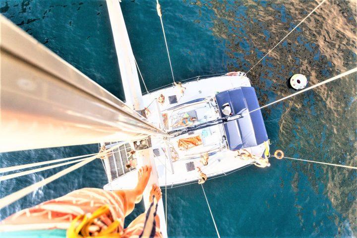 Marhaba catamaran charter los gigantes tenerife (1)-min - Tenerife Catamaran Charter in Los Gigantes