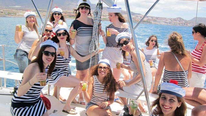 Eden Catamaran – Wahles or dolphin watching in Tenerife - 796