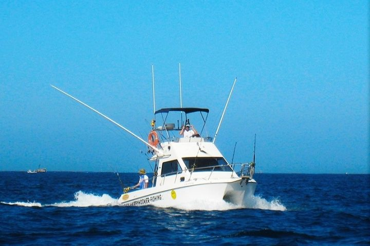 Tenerife Fishing Boat Rental Puerto Colon Costa Adeje - Private Fishing Charter in Tenerife with Happy Hooker