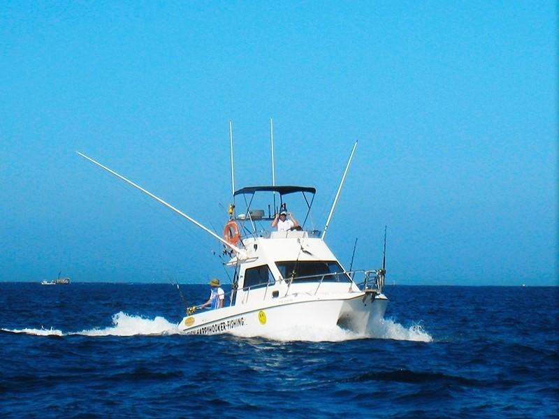 Location de pêche privée à Tenerife avec Happy Hooker