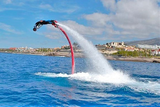 Flyboard Tenerife dienvidos - 1069