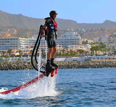 Flyboard in Tenerife South - Flyboard på södra Teneriffa