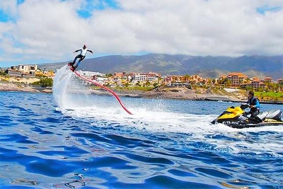 Flyboard Tenerife dienvidos - 1071