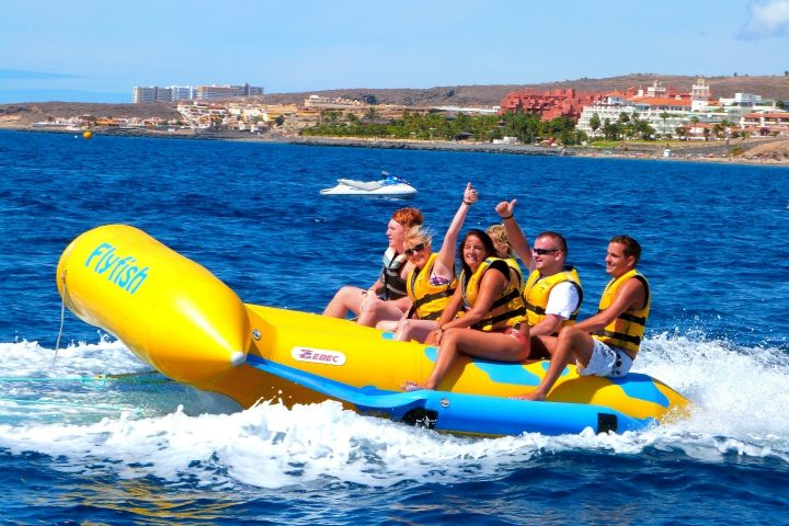 Fly Fish ride in Tenerife - Fly Fish ride in Tenerife South