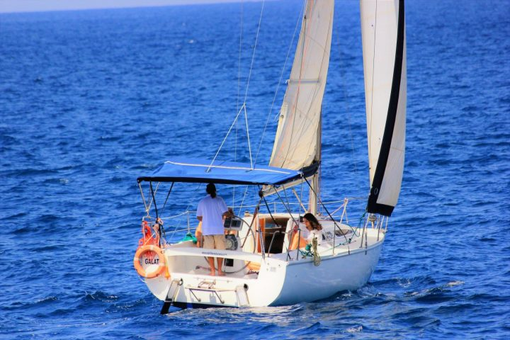 Boat Charter in Tenerife with Sailing Boat Galatea - 435
