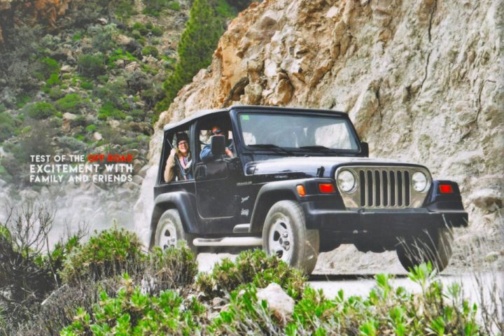 Jeep Safari na Tenerifih – Discovery Tour - 2169