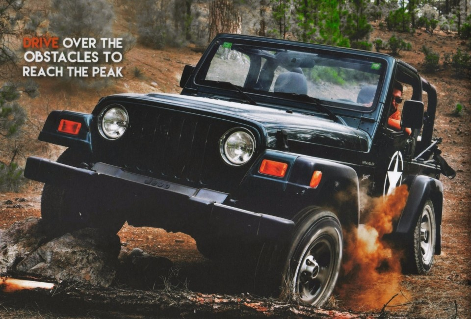 Jeep Safari på Teneriffa – Discovery Tour