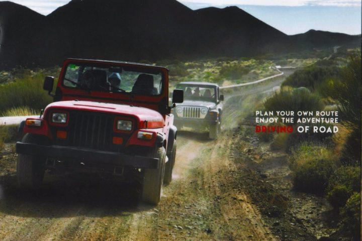 Jeep Safari in Tenerife – Discovery Tour - 2172