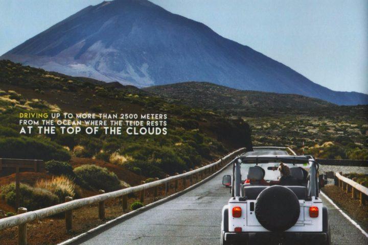 Jeep Safari in Tenerife – Discovery Tour - 2175