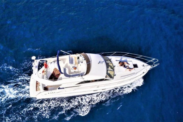 Luxury Motor Boat Charter from Los Gigantes - 5053