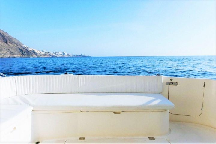Luxury Motor Boat Charter from Los Gigantes - 5055