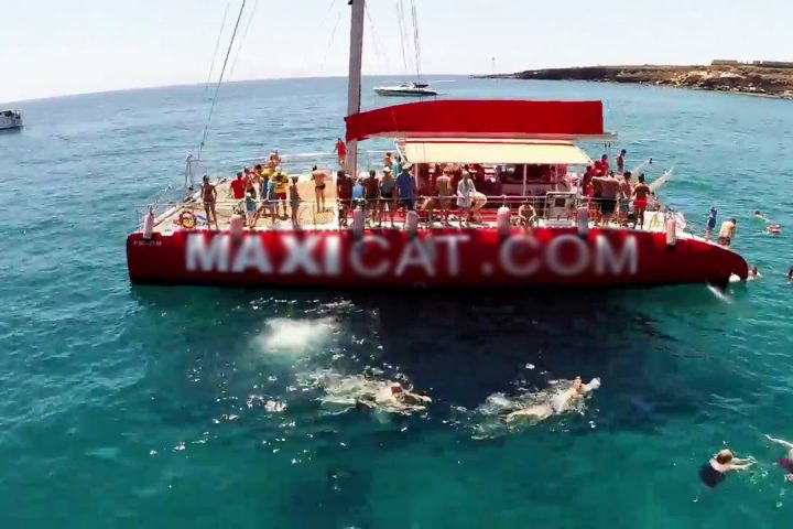 Catamaran Tour in Tenerife South with MAXICAT - 815