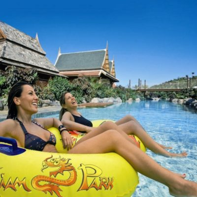 Siam Park, Water Park in Tenerife South - Siam Park, the water park in Tenerife South
