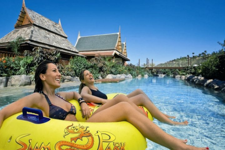 Siam Park, Water Park in Tenerife South - Siam Park Teneriffa