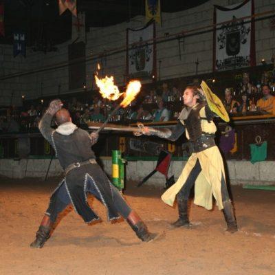 medieval show tenerife - castillo san miguel (1) - Teneriffa Medieval Show: Castillo San Miguel