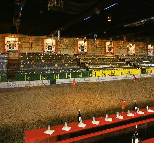 Middeleeuwse show in Tenerife: Castillo de San Miguel - 1220