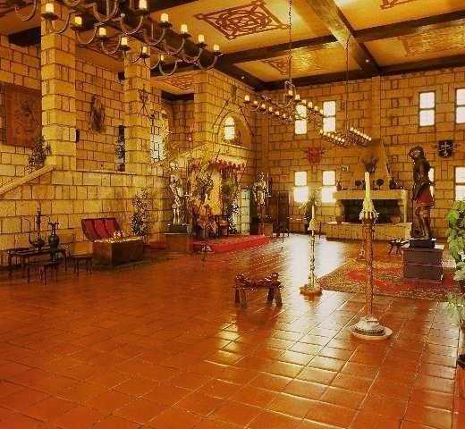 Middeleeuwse show in Tenerife: Castillo de San Miguel - 1224