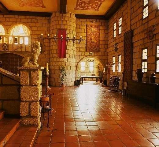 Middeleeuwse show in Tenerife: Castillo de San Miguel - 1225