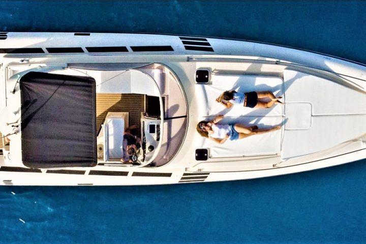 Privates Schnellboot auf Teneriffa mieten für bis zu 11 personen - 494