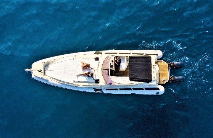 Privates Schnellboot auf Teneriffa mieten für bis zu 11 personen - 495