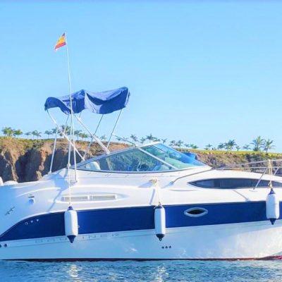 Motor Boat Charter in Gran Canaria - Motorboot- und Segelyacht-Charter in Gran Canaria mieten