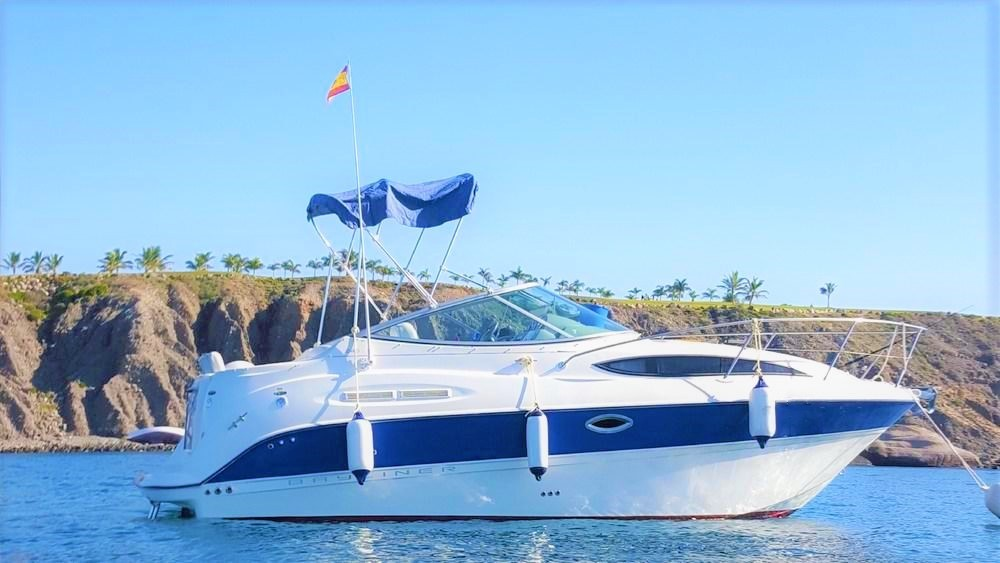 Rent Motor Boat & Sailing Yacht Charters in Gran Canaria