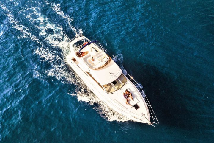 Luxury Motor Boat Charter from Los Gigantes - 5073