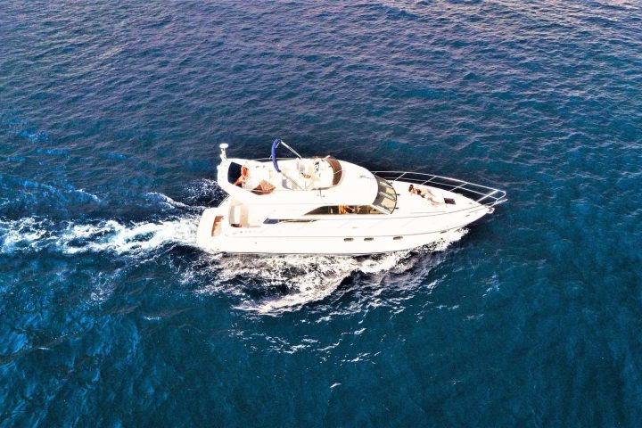 Luxury Motor Boat Charter from Los Gigantes - 5074