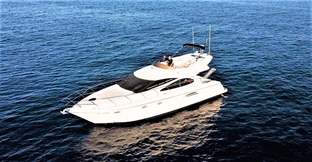 Tenerife Luxury Motor Yacht Charter