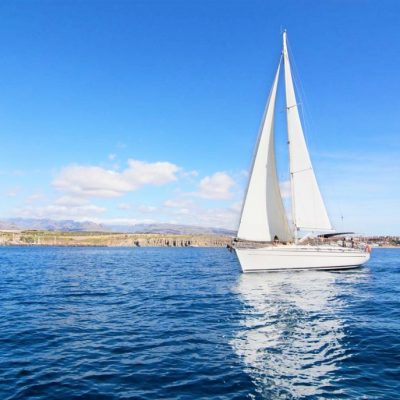sailing boat charter in Gran Canaria (1) - 7 Stunden Segelboot-Charter in Gran Canaria